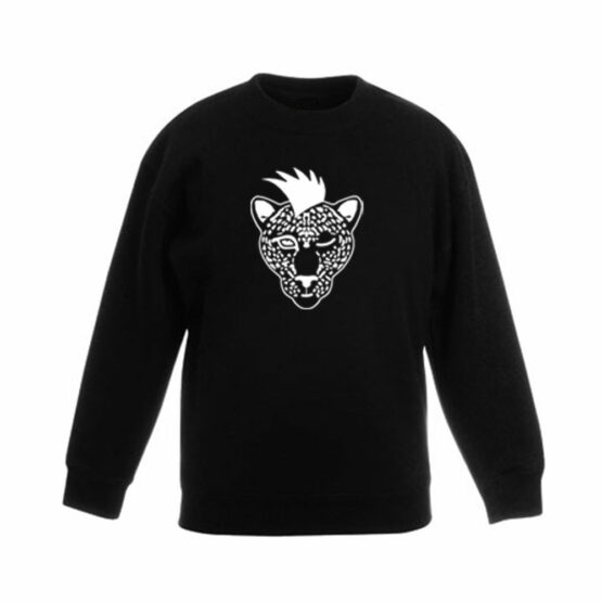 party animal kids sweater