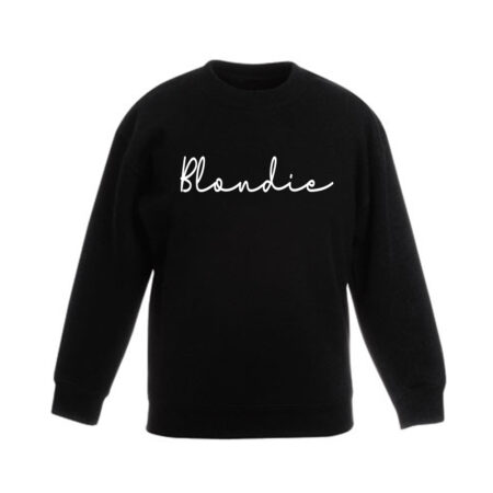 Dames - Blondie sweater